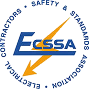 ECSSA registered electrician